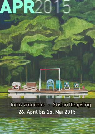 Malerei von Stefan Ringeling  Der locus amoenus (lat. für 'lieblicher Ort') ist ein literarischer Topos, eine Naturbeschreibung, die das Vorgefundene anmutig, vertraut, inspirierend darstellt oder es sogar idealisiert. Oft ist es eine Frage des Standpunktes oder der Geschichte, ob Landschaften wie Moore, Küsten oder Wälder als bedrohlich, ungezähmt oder als natürlich, friedlich vorgestellt werden.  Stefan Ringeling sucht und findet beide Orte in seinen aktuellen Werken aus Worpswede und der Umgebung.