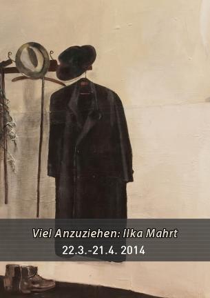 Seit vielen Jahren ziehen sich durch die künstlerische Arbeit der Künstlerin Ilka Mahrt, die seit 2012 in Worpswede lebt, die Themen Menschen, Stoffe und Kleider. Menschen, wie sie sich kleiden – die unterschiedlichen Gewänder der Völker – Stoffe, die zum Anfassen verleiten.