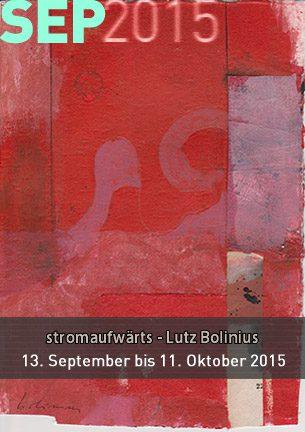 Eine Frage bewegt Lutz Bolinius in seinen künstlerischen Schaffensphasen mit am meisten: Wo haben die Bilder ihren möglichen Ursprung? Woher kommen die Anregungen, die ihn zu immer neuen abstrakten Bildexperimenten impulsieren?