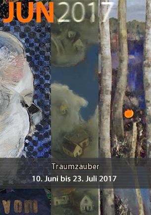 Drei unterschiedliche Positionen des Kunstschaffens sind sich in den 1980ern an der Fachhochschule Hannover - Kunst und Design - als Lehrbeauftragte, Dozent und Studentin begegnet, und haben sich hier in Worpswede 25 Jahre später zu einem gemeinsamen Ausstellungsthema zusammen gefunden.