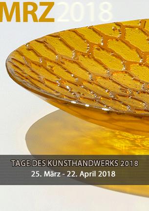 Zum 4. Mal finden die TAGE DES KUNSTHANDWERKS WORPSWEDE in der Galerie Altes Rathaus statt.